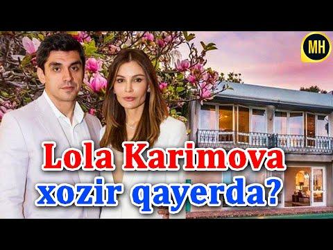 Lola Karimova nega
