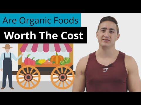 Are Organic Foods Worth The Cost?