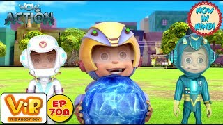 Vir: The Robot Boy | Powers Of Seven Planets | As Seen On HungamaTV | WowKidz Action