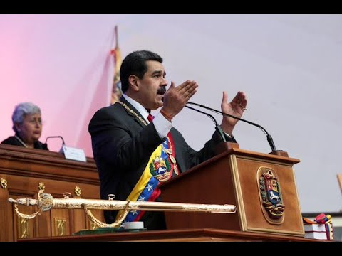 Presidente Nicolás Maduro, Memoria y Cuenta (Mensaje Anual) el 14 enero 2020, completo