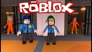 my first day in prison - PrisionLove💗Rolplay Roblox Ep.1