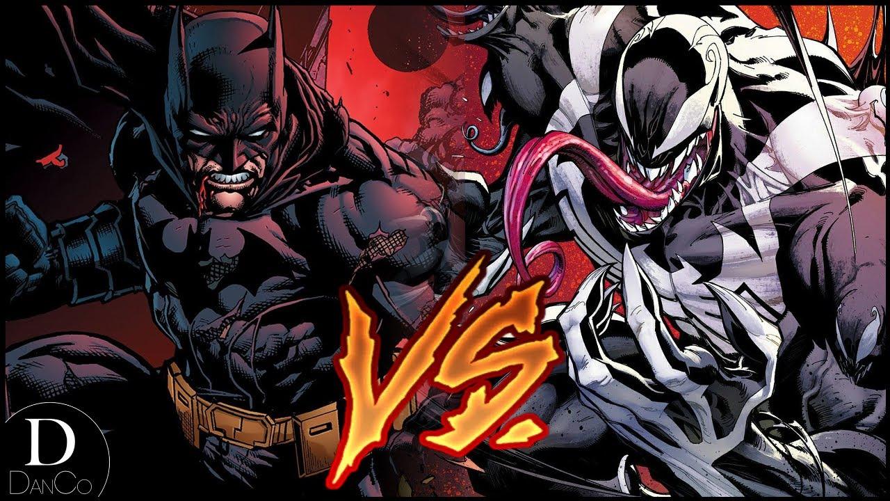 Batman VS Venom | BATTLE ARENA | Marvel VS DC | DanCo VS