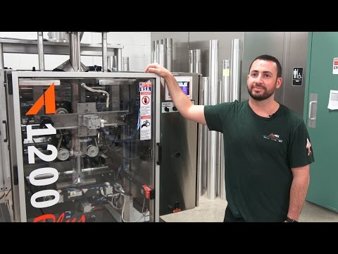 A-1200+ | How-To Vertical Seal Adjustment | All-Fill Inc.
