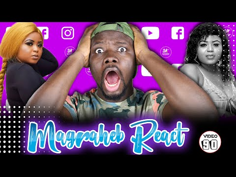 """Download OMG! Badgirl Nafisah goes CREZY again with """"CLlT0RIS"""" video, Magraheb Reacts"""