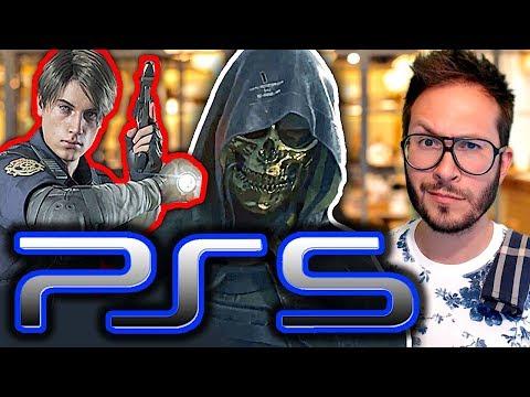 La PS5 teasée par Sony, la démo de Resident Evil 2 arrive, une belle annonce Death Stranding ?
