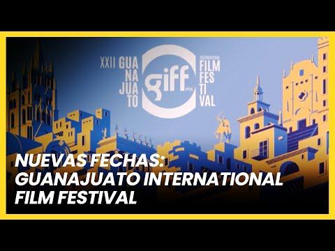 Guanajuato International Film Festival se moverá a septiembre   Las Estrellas