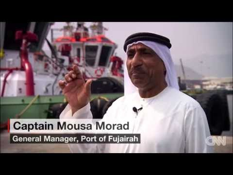 UAE's Port of Fujairah turns into a major oil trading hub