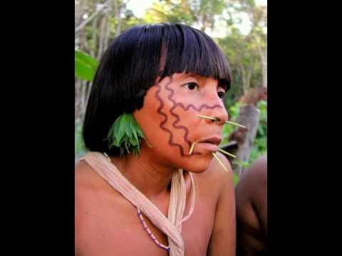 Tribes of the Amazon Rainforest - Yanomami, Ye'kuana and Piaroa ...