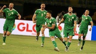 ناقد رياضي: الجزائر المرشح رقم 1 للفوز ببطولة الأمم الإفريقية