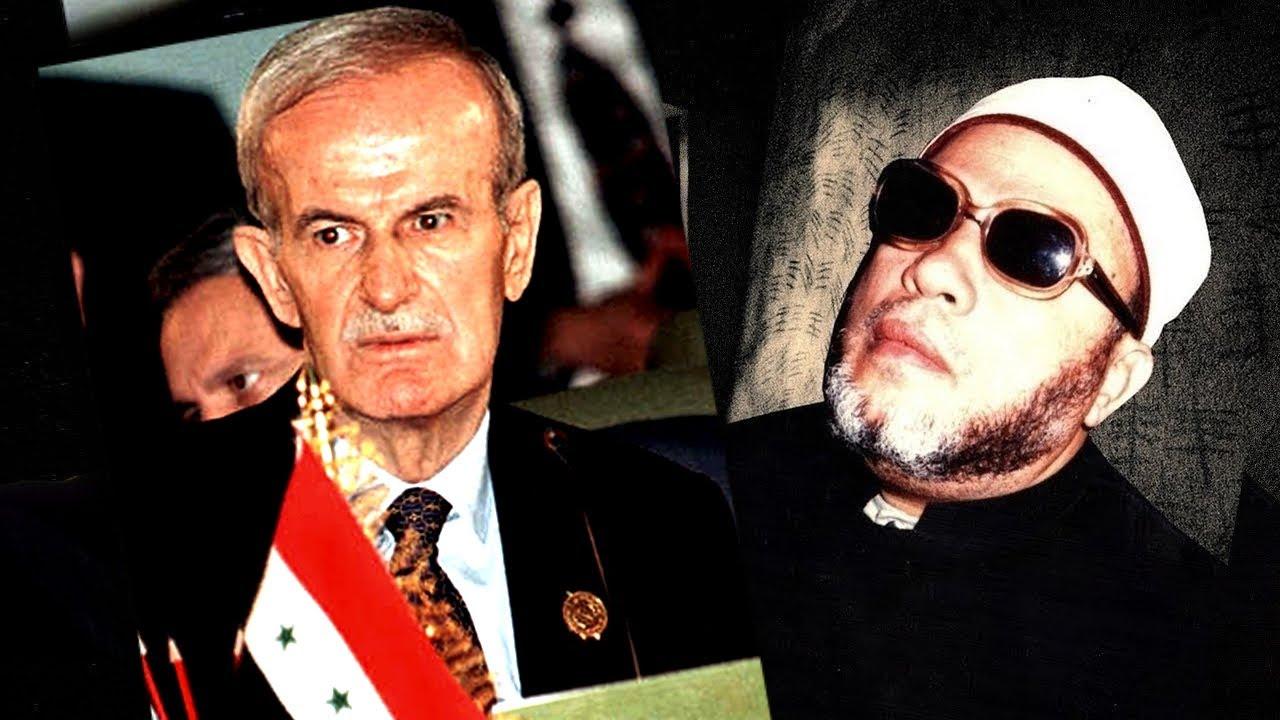 خطب الشيخ كشك السياسية الممنوعة من النشر - مصر وليييا ونظام الاسد و تقسيم لبنان