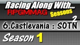 "LRAW RPGMMAG ""Seasons"" - Castlevania SOTN, part 2 (Season 1, Game 6)"