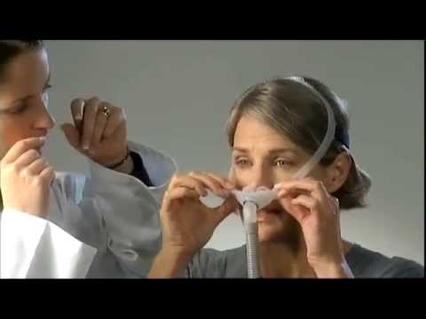 fitting and cleaning instructions for the swift fx cpap mask