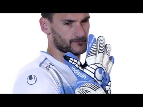 Uhlsport Eliminator PURE ENERGY Goalkeeper Gloves 2016