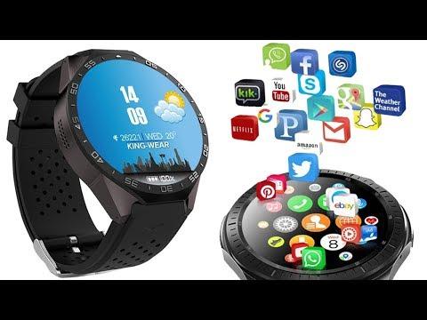 5 Best Smartwatch Under $100 With Sim Card | 2019 Best Smart Watches