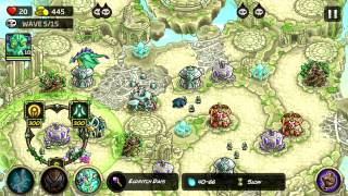 Kingdom Rush Origins Android Gameplay #7 The End