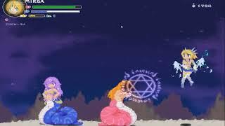 Echidna Wars DX - Vore