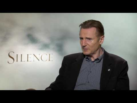 Silence Liam Neeson interview