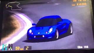 Gran Turismo 3 Elise 190, The Lotus Elise Sonic Heroes Racing's 9/9 ⭐️ 🏁