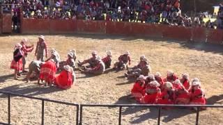 CHOQE TIKRAY, LAMBRAMA PAYANCA - EN YAWAR PLAZA DE TAMBURCO