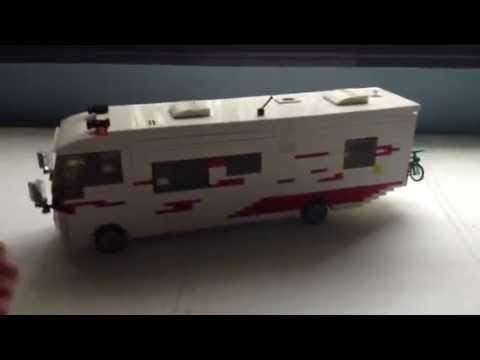 Lego RVs And Motorhomes Made From Legos | The RVing Guide