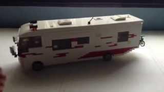 Lego class A motorhome moc