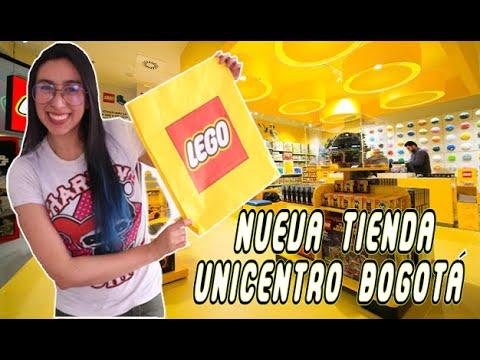 🎉 Apertura TIENDA LEGO CERTIFICADA en Unicentro Bogotá ✨ Maritza Ariza