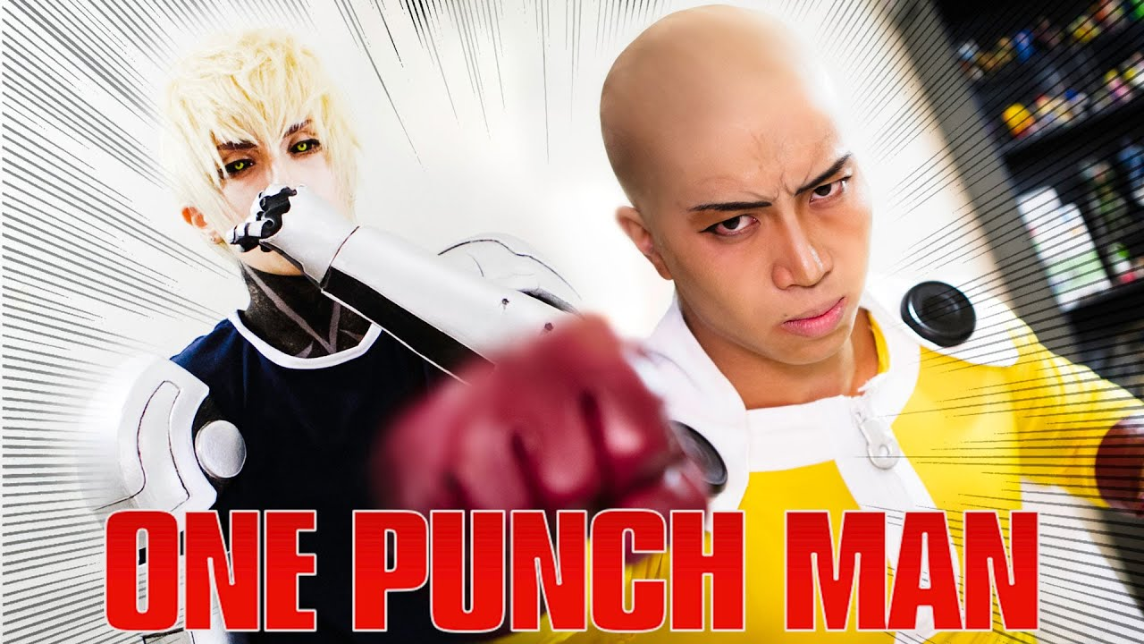 Hero For Fun One Punch Man Live Action