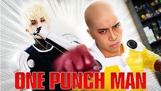 Hero For Fun [One Punch Man Live Action]