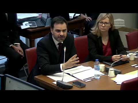 Audition de M. Requin, Agence France Trésor : l'endettement de l'Etat