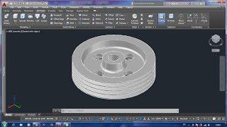 AutoCAD 2016 -3D- Training [3]