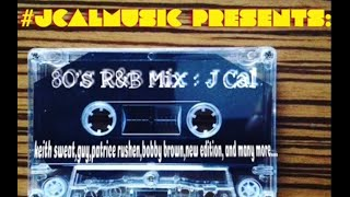80's R&B Mega Mix (Keith Sweat,Levert,Guy,Patrice Rushen,Bobby Brown,Al B.Sure and more)