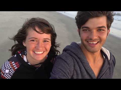 The Parkour Couple Vlog 1 - Oceanside Vacation