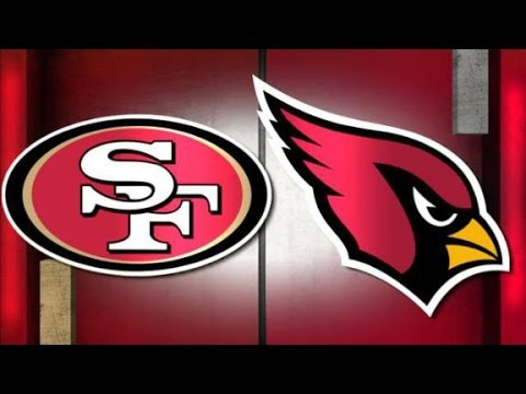Image result for 49ers vs. Cardinals
