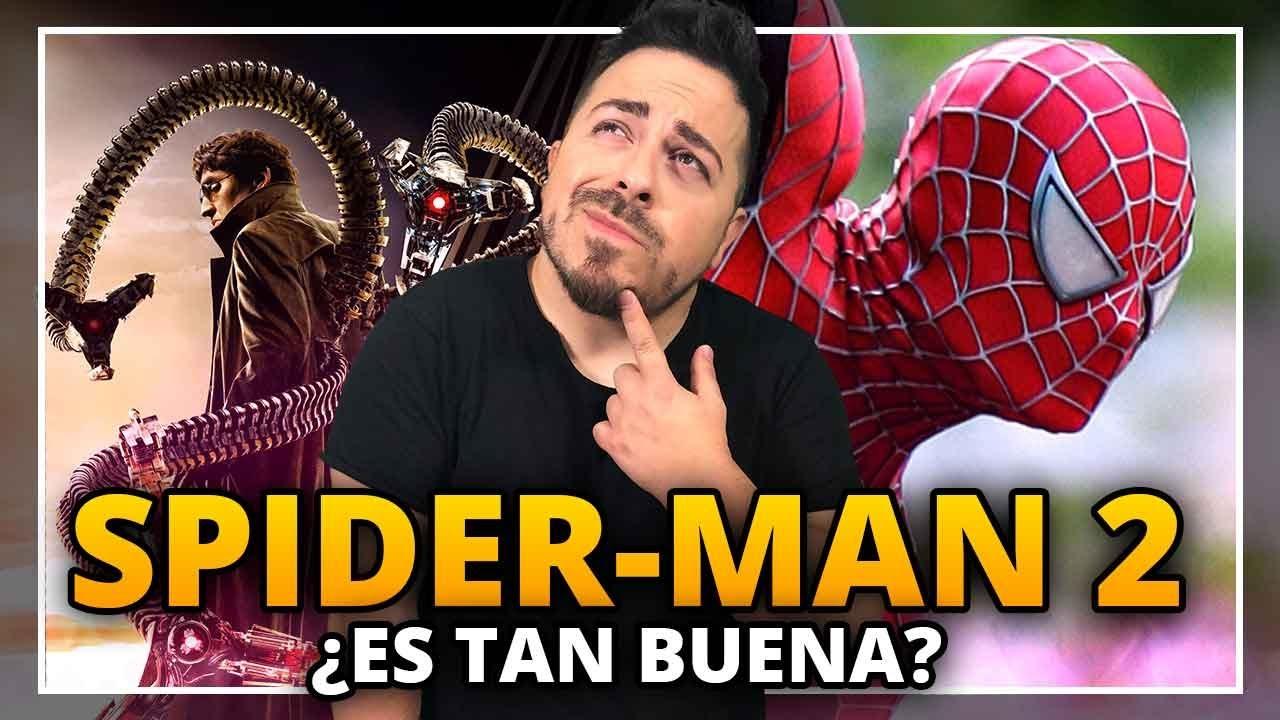 SPIDER-MAN 2 ¿ES REALMENTE TAN BUENA? 16 ANIVERSARIO