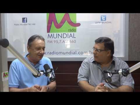 "19/02/2017 - ""Ufologia – Entrevista com Rene Martin"" | Wagner Borges"