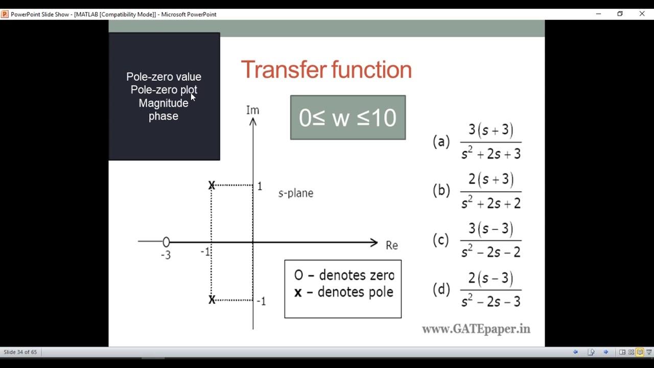 Matlab transfer function bode plot pole zero plot hindiurdu youtube matlab transfer function bode plot pole zero plot hindiurdu ccuart Choice Image