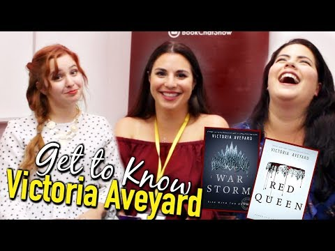 #BookChatontheRoad: Get to Know Victoria Aveyard |Episode 16|