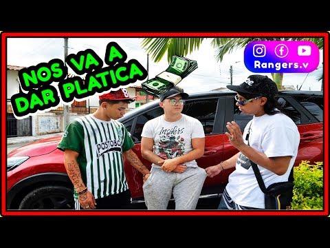Cuando 2 ñeros (El Brayan & El Kevin) te piden dinero 😂😂 (Corto) || Videos Rangers.v