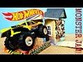 Hot Wheels Monster Jam Smash House