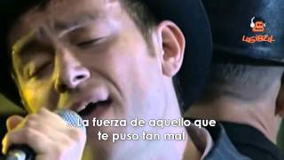 The Good The Bad & The Queen-  06 - Behind The Sun Subtitulada en Español