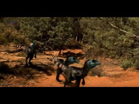 Deinonychus and Pyroraptor Tribute - Bodies