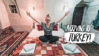 Gambar cover We Made It To TURKEY! 🇹🇷(London ✈️ Istanbul ✈️ Cappadocia)