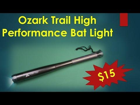 Ozark Trail Bat Light Only $15