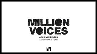 Armin van Buuren - Million Voices (Madison Mars Remix)