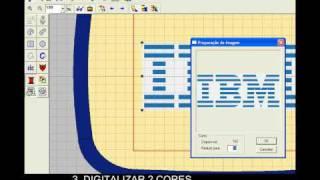 Video SOFTWARE - Digitizer 10000 - Converter uma imagem em desenho de bordado download MP3, 3GP, MP4, WEBM, AVI, FLV April 2018