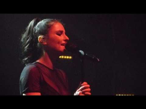 Banks - Better live Albert Hall, Manchester 10-03-17