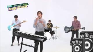 (Weekly Idol Ep.218) 씨엔블루 CNBLUE Random Play Dance.