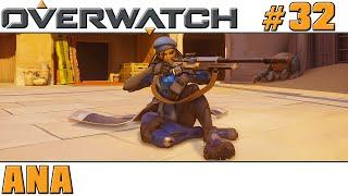 Overwatch #32 - Ana [60 FPS]