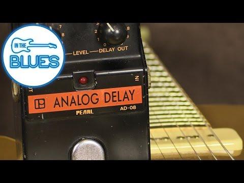Pearl Analog Delay AD-08 Pedal