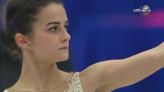 2017 Europeans - Ivett Toth FS NBCSN HD
